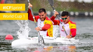 REPLAY : Duisburg day 1 - AFTERNOON | 2016 ICF Canoe Sprint World Cup 1
