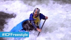 Promotional video - 2014 Canoe Freestyle World Cup