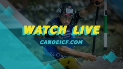 Watch Live Promo / 2021 ICF Canoe Kayak Slalom & Wildwater World Championships Bratislava Slovakia