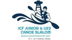 #ICFSlalom 2017 Junior & U23 Canoe World Championships, Bratislava, Friday afternoon semis evens
