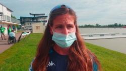Amanda EMBRIACO Italy / 2021 ICF Paracanoe World Cup 1 & Paralympic Qualifier Szeged