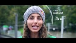 #ICFslalom - Pre-race routine with Australia's Jessica Fox