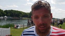 C1m 1000m Final Adrian Bart France / 2019 ICF Canoe Sprint World Cup 2 Duisburg Germany