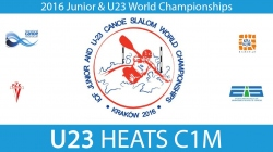 REPLAY C1M U23 Heats - 2016 Junior & U23 World Champ