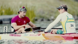 #ICFsprint - Adam van Koeverden on training
