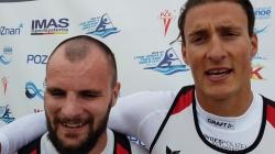 C2 1000m Final Yul Oeltze Peter Kretschmer GER / 2019 ICF Canoe Sprint & Paracanoe World Cup 1