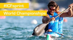 REPLAY: Saturday B & C FINALS   2015 ICF Canoe Sprint World Championships   Milan