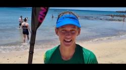 Michelle BURN South Africa / Kayak Gold - 2021 ICF Canoe Ocean Racing World Championships Lanzarote
