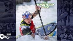 #TBT K1 Men Peter Kauzer SLO / 2018 ICF Canoe Slalom World Cup 3 Augsburg