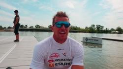 René HOLTEN POULSON Denmark / 2021 Canoe Sprint European Tokyo 2020 Olympic Qualifier Szeged