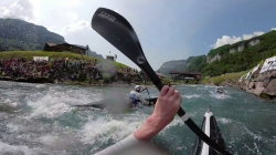 360° VR on Great Britains K1 Team / 2018 ICF Wildwater Canoeing World Championships Muota