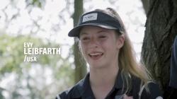#ICFslalom - Evy Leibfarth, USA, Canoe Slalom Profile
