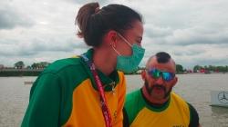 Fernando RUFINO DE PAULO Brazil / 2021 ICF Paracanoe World Cup 1 & Paralympic Qualifier Szeged