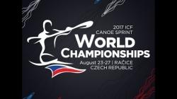 #ICFsprint 2017 World Championships, Racice, Friday morning