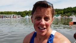 VL2w 200m Final Emma Wiggs GBR / 2019 ICF Canoe Sprint & Paracanoe World Cup 1