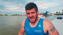 David PHILLIPSON Great Britain / 2021 ICF Paracanoe World Cup 1 & Paralympic Qualifier Szeged