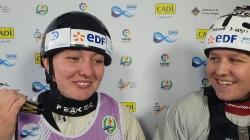 Elsa Gaubert Margot Beziat France C2 Gold / 2019 ICF Wildwater Canoeing World Championships
