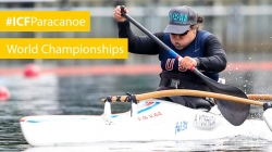 VL1 W 200m   Paracanoe World Championships Duisburg 2016
