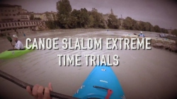 #ICFslalom 2017 Canoe World Cup 4 Ivrea Slalom Extreme Time Trials