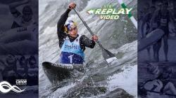 #TBT C1 Women Jessica Fox AUS / 2018 ICF Canoe Slalom World Cup 1 Liptovsky