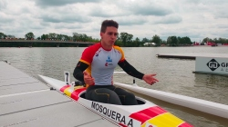 Adrian MOSQUERA Spain / 2021 ICF Paracanoe World Cup 1 & Paralympic Qualifier Szeged