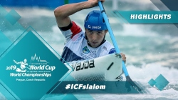 Highlights / 2019 ICF Canoe Slalom World Cup 5 Prague Czech Republic