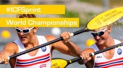 REPLAY  : Friday Semifinals   2015 ICF Canoe Sprint World Championships   Milan