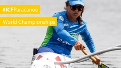 VL3 W 200m | Paracanoe World Championships Duisburg 2016