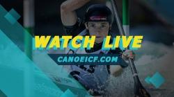 Watch Live Promo / 2020 ICF Canoe Slalom & Extreme Slalom World Cup Ljubljana Slovenia