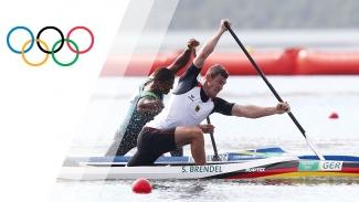 Rio Replay: Men's Canoe Single 1000m Final