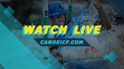 WATCH LIVE PROMO / 2021 ICF Canoe-Kayak Slalom World Cup Prague Czech Republic
