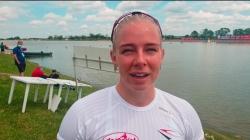 Emma JORGENSEN Denmark / K1 200m Gold - 2021 ICF Canoe Sprint World Cup 1 Szeged