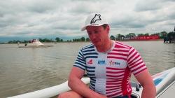 Eddie POTDEVIN France / 2021 ICF Paracanoe World Cup 1 & Paralympic Qualifier Szeged