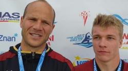 K2 1000m Final Max Hoff Jacob Schopf GER / 2019 ICF Canoe Sprint & Paracanoe World Cup 1