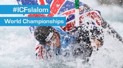 REPLAY: C1M C1 W K1M SEMIFINALS - 2015 ICF CSL World Championships | Lee Valley 2015