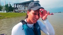 Eleonora DE PAOLIS Italy / 2021 ICF Paracanoe World Cup 1 & Paralympic Qualifier Szeged