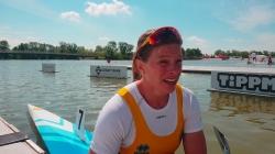 Helene RIPA Sweden / 2021 ICF Paracanoe World Cup 1 & Paralympic Qualifier Szeged