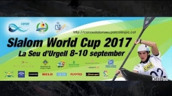 #ICFslalom 2017 Canoe World Cup Final La Seu - Saturday morning SEMI-FINALS