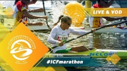 2019 ICF Canoe Marathon World Championships Shaoxing China / C2m, K2w&m