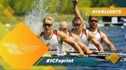 Highlights / 2019 ICF Canoe Sprint World Cup 2 Duisburg Germany