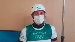New Zealand's canoe slalom athlete Luuka Jones / Tokyo 2020 Olympics Interview