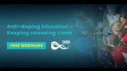 Anti-doping: Keeping canoeing clean - ICF Performance Education Free Online Series Webinar 7