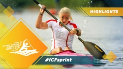 Highlights / 2019 ICF Canoe Sprint & Paracanoe World Cup 1 Poznan Poland