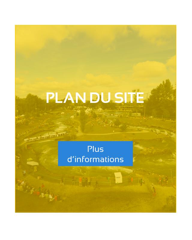 Pau 2017 plan du site